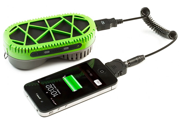 Powertrekk Fuel Cell Charger at werd.com