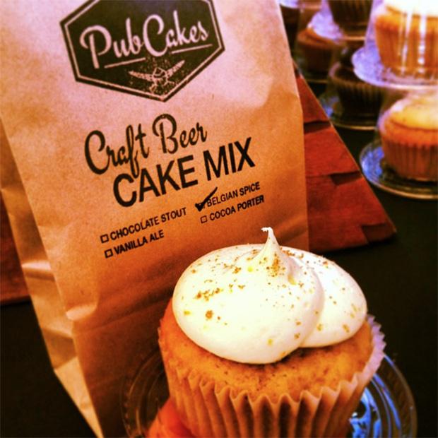 PubCakes: Craft Beer Cake Mix at werd.com