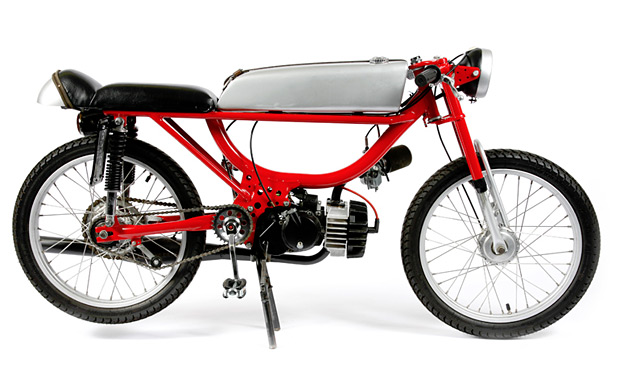 1978 Puch Board Track Racer at werd.com