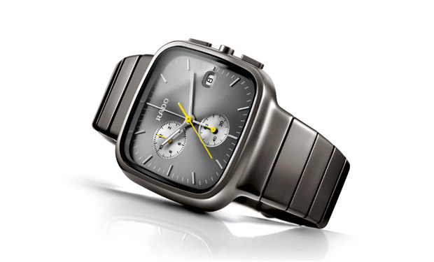 Rado r5.5 XXL Chronograph at werd.com