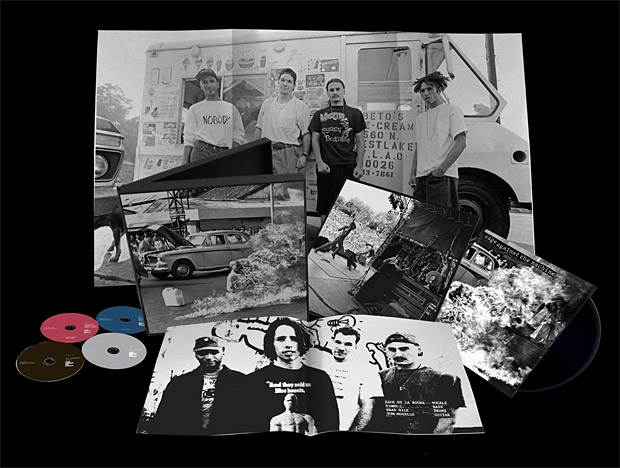 Rage Against the Machine XX 20th Anniversary Box Set at werd.com