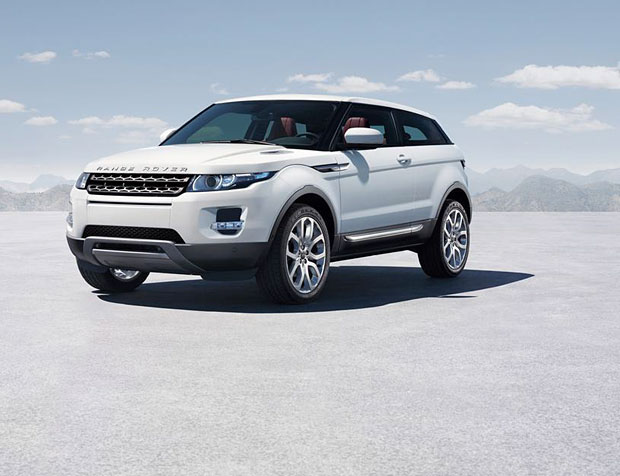 2012 Range Rover Evoque at werd.com