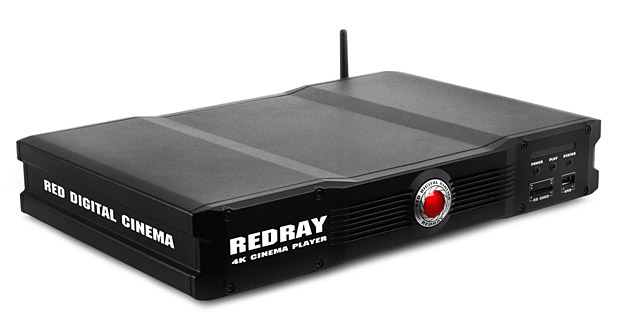 RedRay 4K Cinema Player at werd.com
