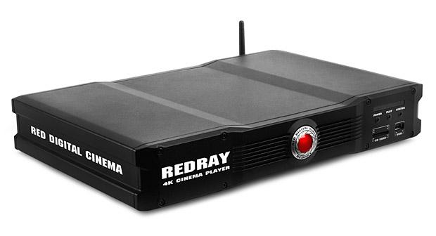 RedRay 4K Cinema Player at werd.com