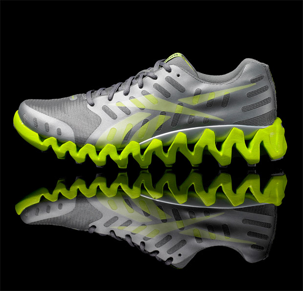 Reebok ZigTech Shark at werd.com