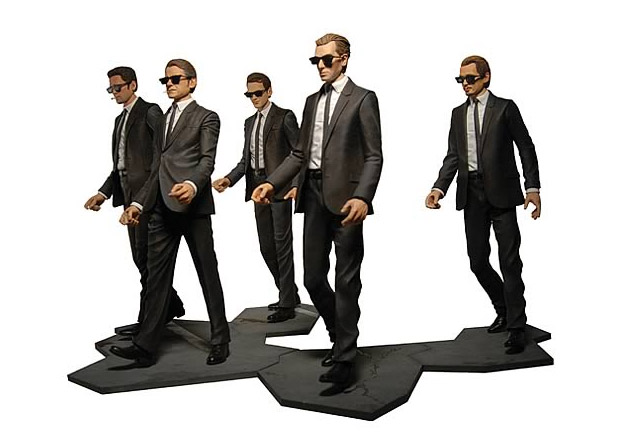 Reservoir Dogs Action Figures at werd.com