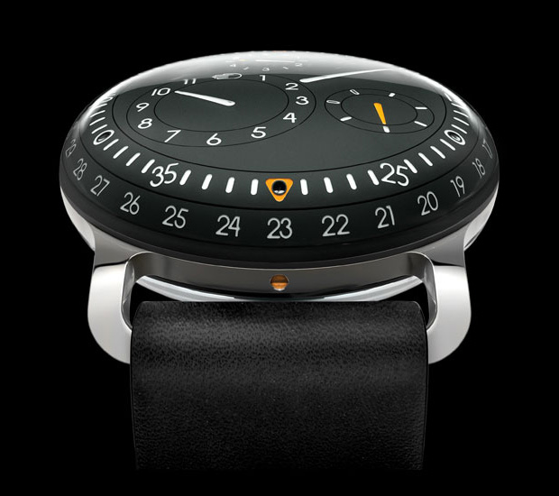 Ressence Type 3 at werd.com