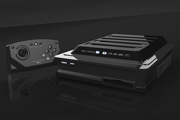 RetroN 5 Console at werd.com