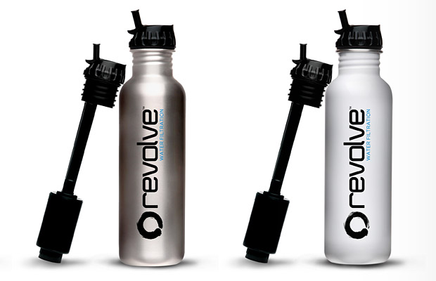 Revolve Tap Water Filter Bottle at werd.com