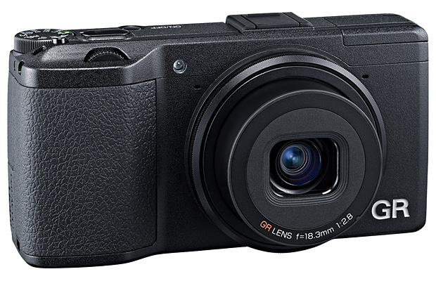 Ricoh GR Digital V at werd.com