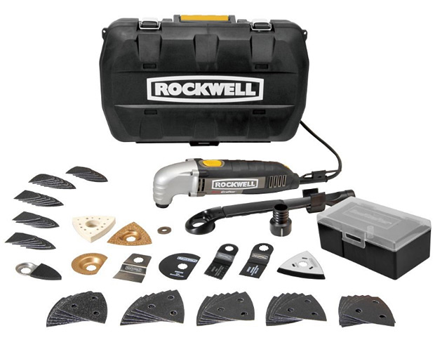 Rockwell SoniCrafter 73pc Complete Professional Kit at werd.com