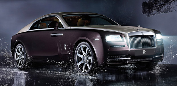 Rolls-Royce Wraith at werd.com
