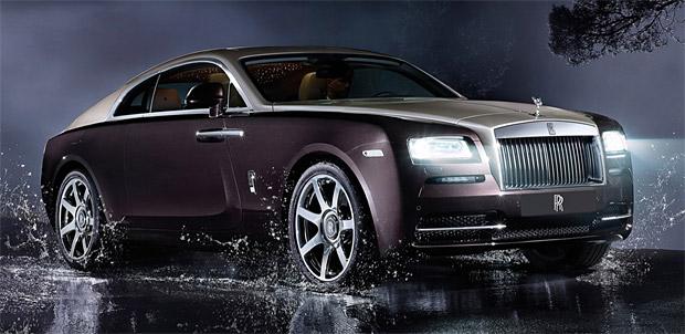 Rolls-Royce Wraith at werd.com