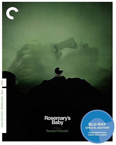 Rosemary's Baby Criterion Collection at werd.com