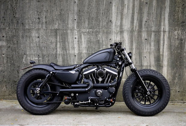 Rough Crafts Custom Motorcycles at werd.com