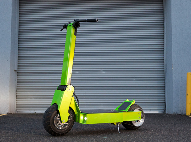 Rover Electric Scooter at werd.com