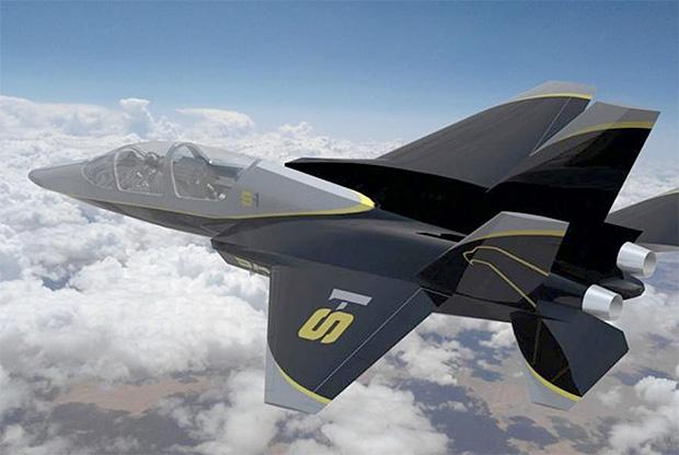 Saker S-1 Personal Jet at werd.com