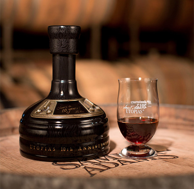 10th Anniversary Samuel Adams Utopias at werd.com