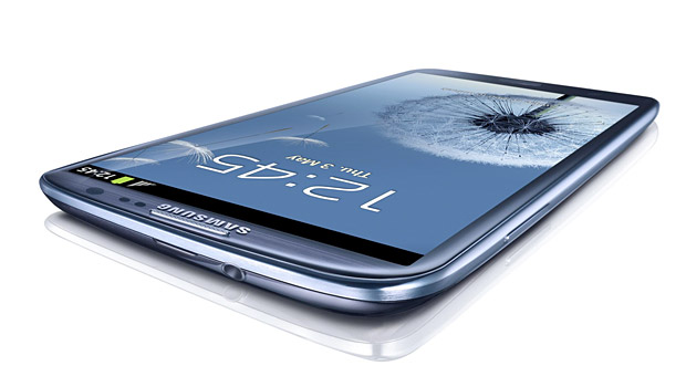 Samsung Galaxy S III at werd.com