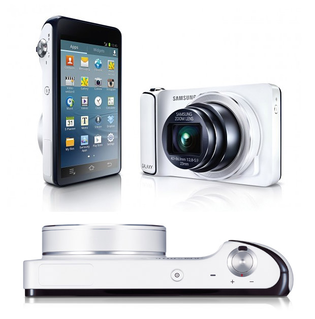 Samsung Galaxy Camera at werd.com