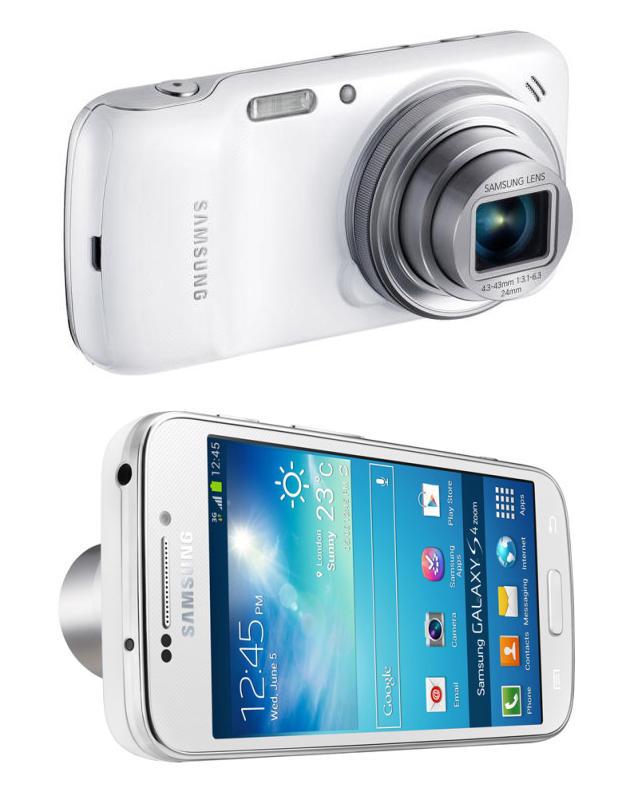 Samsung Galaxy S4 Zoom at werd.com