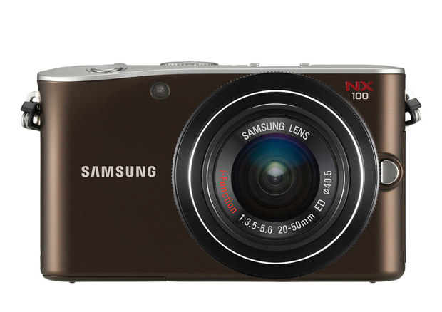 Samsung NX100 at werd.com