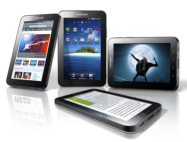 Samsung Galaxy Tab at werd.com