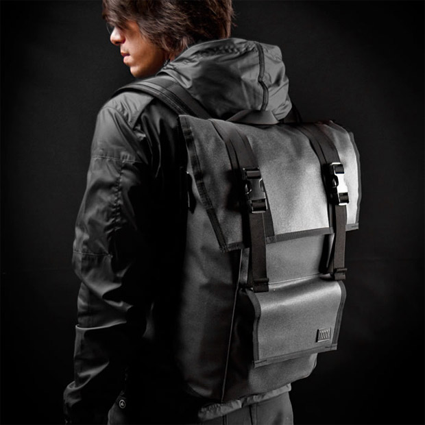 Sanction Rucksack at werd.com