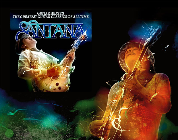 Guitar Heaven: The Greatest Guitar Classics of All Time by Santana at werd.com