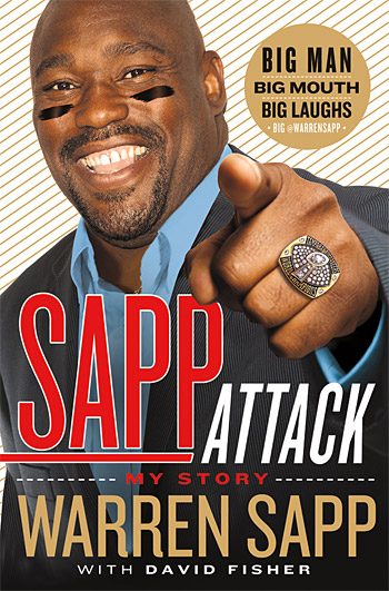 Sapp Attack: My Story at werd.com