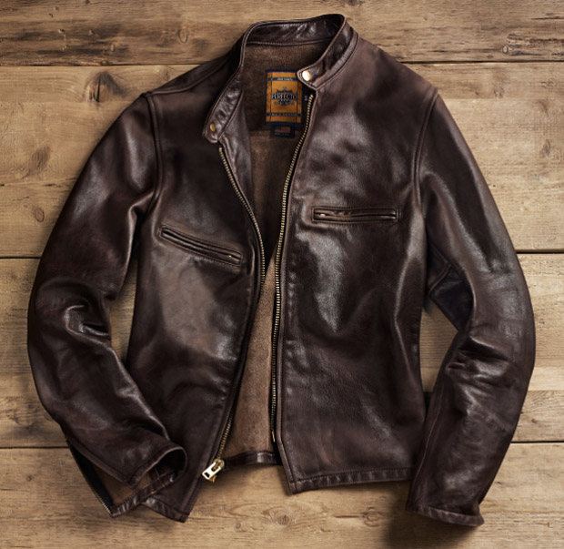 Schott NYC Perfecto Leather Jacket at werd.com