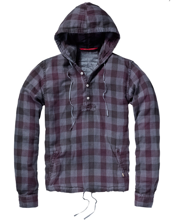 Scotch &#038; Soda Shirt-Jacket at werd.com