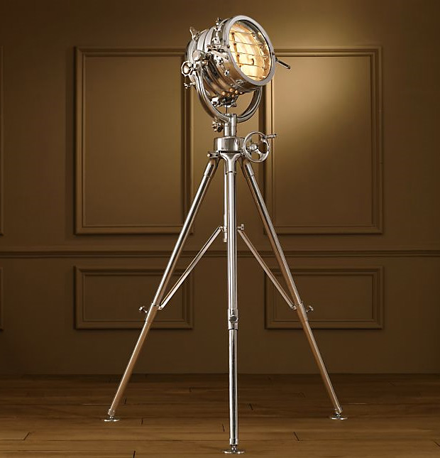 Royal Master Sealight Floor Lamp at werd.com