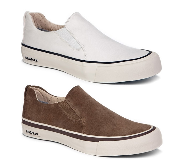 SeaVees Slip On Shoes at werd.com