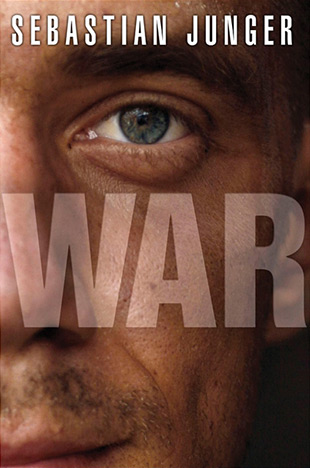 War by Sebastian Junger at werd.com
