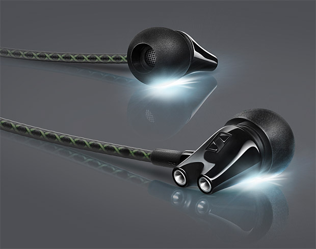 Sennheiser IE 800 In-ear Headphones at werd.com