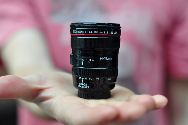 Shot Glass Camera Lens Set at werd.com