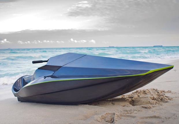 Silveira Electric Personal Watercraft at werd.com