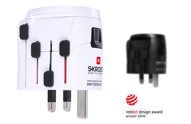 Skross World Travel Adapter 3 at werd.com