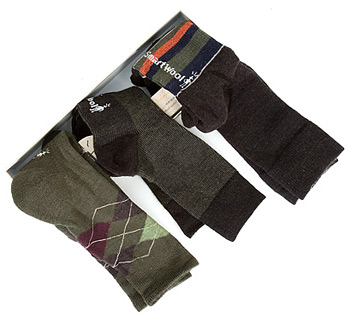 SmartWool Trio at werd.com