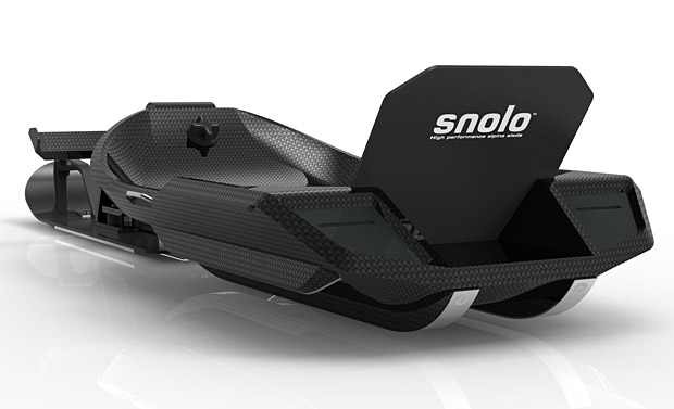 Snolo Sleds Stealth-X at werd.com