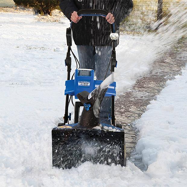 Snow Joe iON Cordless Snow Blower at werd.com