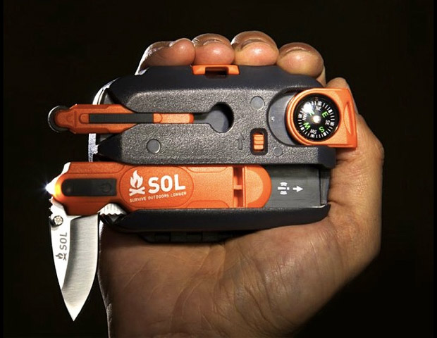 SOL Origin Survival Kit at werd.com