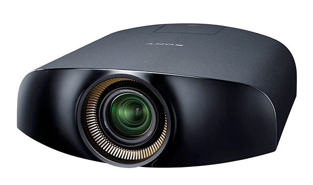Sony 4K Home Theater Projector at werd.com