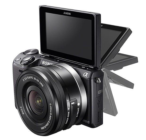 Sony Alpha NEX-5T at werd.com