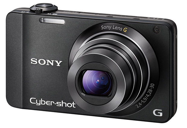 Sony Cyber-shot DSC-WX10/B at werd.com