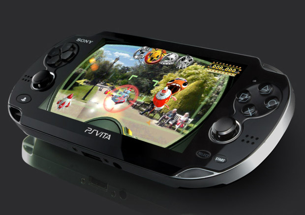 Sony Playstation Vita at werd.com