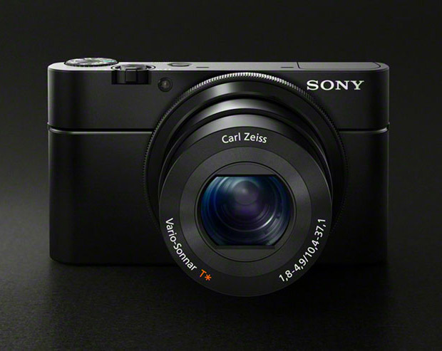 Sony DSC-RX100 at werd.com