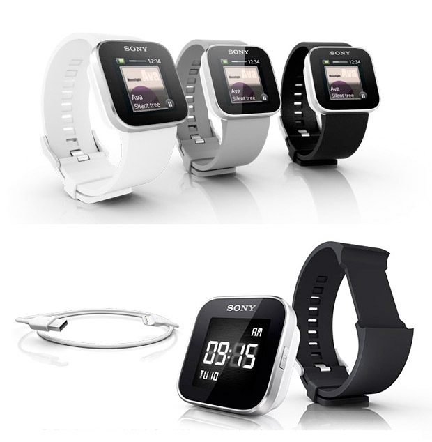 Sony SmartWatch at werd.com