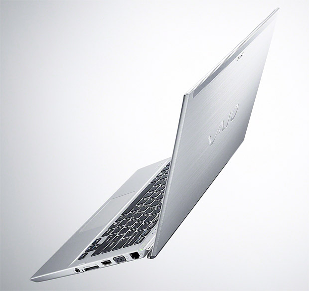 Sony VAIO T11 and T13 Ultrabooks at werd.com